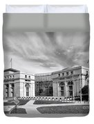Thurgood Marshall Federal Judiciary Building Duvet Cover