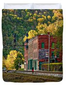 Thurmond Wv Duvet Cover