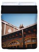 Tibet Potala Palace 8 Duvet Cover