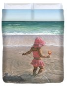 Tide Pool Duvet Cover