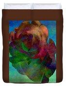 Tie Dye Rose Duvet Cover