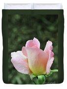 Tiffany Hybrid Rose Duvet Cover