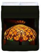 Tiffany Lamp Duvet Cover