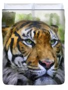 Tiger 26 Duvet Cover