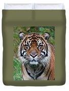 Tiger Stripes Duvet Cover