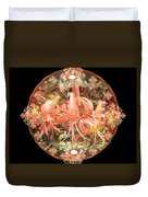 Tiger Lily Sphere Duvet Cover