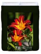Tiger Lily0243 Duvet Cover