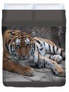 Tiger Love Duvet Cover