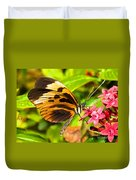 Tiger Mimic Butterfly Duvet Cover