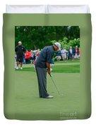 D12w-457 Tiger Woods Duvet Cover