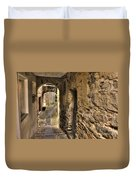 Tight Stone Alley Duvet Cover