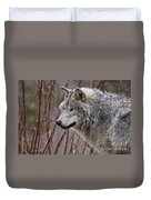 Timber Wolf Pictures 197 Duvet Cover