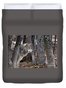 Timber Wolf Pictures 203 Duvet Cover