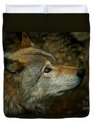 Timber Wolf Pictures 268 Duvet Cover