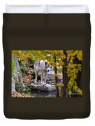 Timber Wolf Pictures 444 Duvet Cover