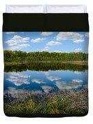 Timberland Lake Duvet Cover