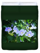 Time For Spring - Floral Art By Sharon Cummings Duvet Cover
