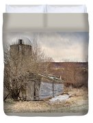 Time Gone By  Duvet Cover