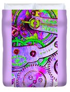 Time In Abstract 20130605p72 Long Duvet Cover