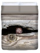 Time Rust Rot Duvet Cover