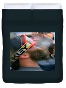 Time To Celebrate 2013 Duvet Cover