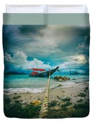 Time To Rest Duvet Cover