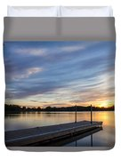 Time To Unwind Duvet Cover