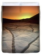 Timeless Death Valley Duvet Cover
