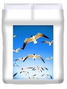 Timeless Seagulls Duvet Cover
