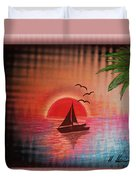 Timeout Vision Duvet Cover
