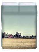 Times Gone By Duvet Cover