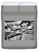 Tioga Pass Duvet Cover