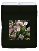 Tip Toe Through The Tulips Duvet Cover