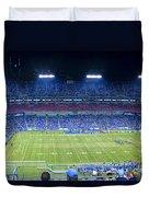 Titans Lp Field 9-3-2010 Duvet Cover