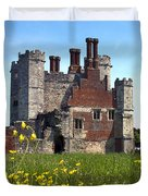 Titchfield Abbey Buttercups Duvet Cover