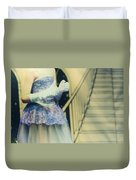 To The Ball Duvet Cover
