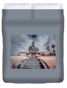 To The Mansion Duvet Cover