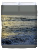 To The Seas Duvet Cover