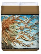 To The Wind Duvet Cover