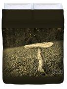 Toadstool Duvet Cover by Edward Fielding