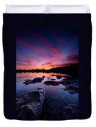 Tobermory Sunset 2 Duvet Cover