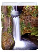 Tokatee Falls 1 Duvet Cover