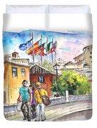 Toledo 04 Duvet Cover