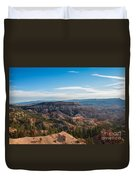 Toll Of Time Duvet Cover