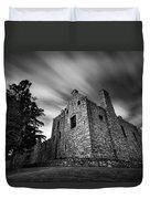 Tolquhon Castle Duvet Cover