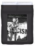 Tom Robinson Band Duvet Cover
