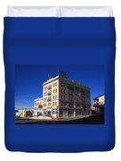 Tonopah Nevada - Mizpah Hotel Duvet Cover