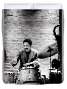 Tony Williams At The Penthouse Duvet Cover
