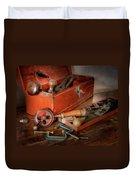 Toolbox 1 Duvet Cover