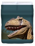 Toothy Duvet Cover